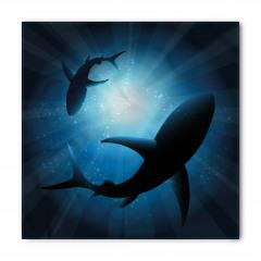 Dalgıç Köpek Balığı Bandana Fular