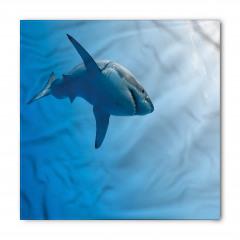 Yüzen Köpek Balığı Bandana Fular