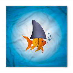Sarı Köpek Balığı Bandana Fular