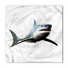 Köpek Balığının Dişleri Bandana Fular
