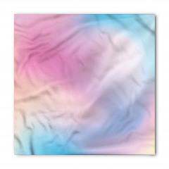 Mor ve Mavi Ombre Bandana Fular