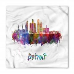 Sulu Boya Detroit Bandana Fular