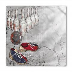 Bovling Ayakkabısı Bandana Fular