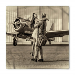 Pilot ve Sevgilisi Bandana Fular