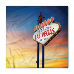 Las Vegas ve Gökyüzü Bandana Fular
