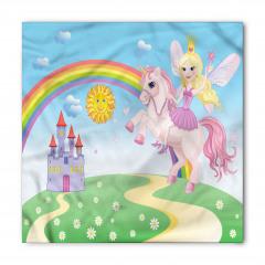 Masal Atı ve Prenses Bandana Fular
