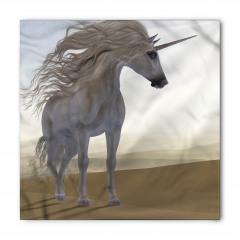 Çöldeki Unicorn Desenli Bandana Fular