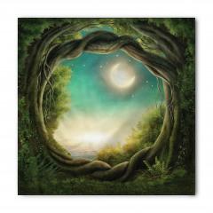 Ormanda Bir Gece Bandana Fular