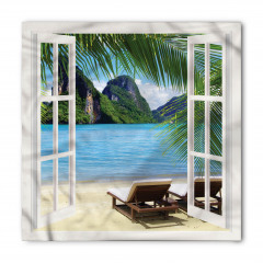 Cennete Açılan Pencere Bandana Fular