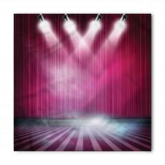 Sahne Işıkları Desenli Bandana Fular
