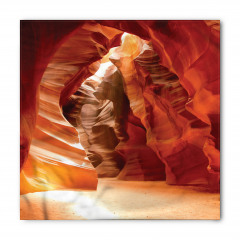 Büyük Kanyon Desenli Bandana Fular