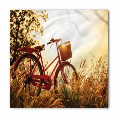 Bisiklet Gezintisi Temalı Bandana Fular