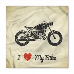 Motosikletimi Seviyorum Bandana Fular
