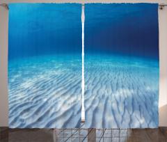 Su Altında Yaşam Fon Perde Sualtı Yaşam Temalı Okyanus