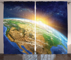 Gün Doğumu ve Güneş Fon Perde Güneş ve Dünya Gün Doğumu