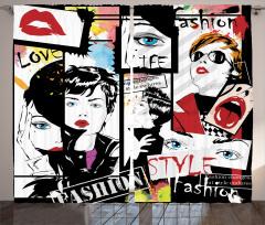 Moda Tutkunları Fon Perde Şık Tasarım Trend