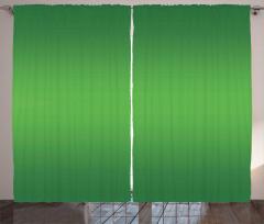 Yeşilin Coşkusu Fon Perde Dekoratif Şık Tasarım