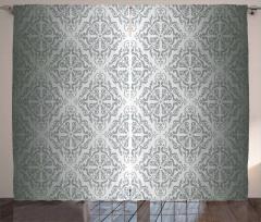 Gümüş Duvar Kağıdı Fon Perde Gri Trend