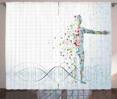 İnsan Vücudunun Yapısı Fon Perde Biyolojik