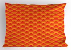 Şık Daire Desenli Yastık Kılıfı Modern Sanat Trend Şık Tasarım