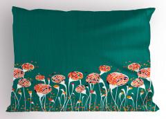 Bahar Tomurcukları Yastık Kılıfı Rengarenk Bahar Tomurcuklar