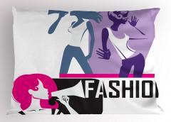 Moda Tutkusu Yastık Kılıfı Şık Tasarım Trend