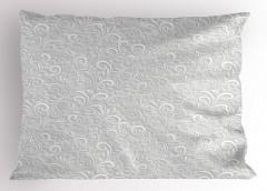 Klasik Çiçek Desenli Yastık Kılıfı Çiçek Desenleri Klasik Şık Tasarım