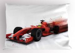 Motor Sporları Yastık Kılıfı Motor Sporları