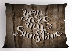 Aşk Temalı Yastık Kılıfı Sevgililer Günü İçin Şık