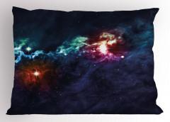 Bebek Galaksiler Yastık Kılıfı Şık Dekoratif