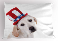 Bağımsızlık Günü Yastık Kılıfı ABD Bayrağı