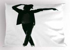 Star Dansı Yastık Kılıfı Michael Jackson Sanatsal