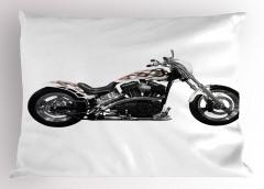 Macera Tutkunlarına Özel Yastık Kılıfı Motosiklet