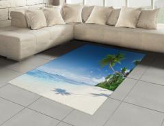Tropik Ada Halı (Kilim) Tropikal Ada