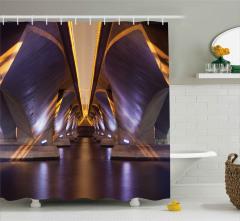 Köprü Ayakları Duş Perdesi Modern Mimari