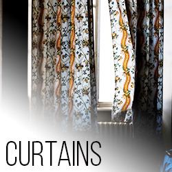 Ambesonne curtains