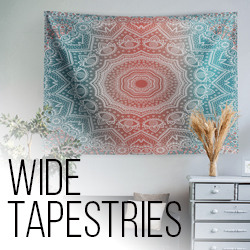 Ambesonne wide tapestry