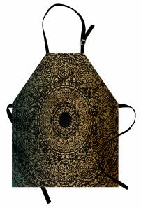 Kaleidoskopisches Universum Zeichen Kochschürze