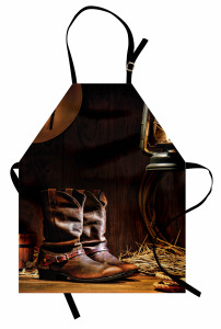 Western Riding Tools Shoe Apron