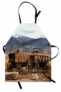 Western Style Apron