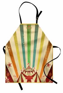 Alter Zirkus Kochschürze