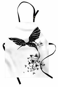 Kolibri-Herz Kochschürze
