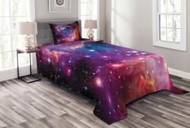 Magellansche Wolkensterne Tagesdecke Set