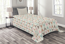 Mouse Clicker Arrows Bedspread