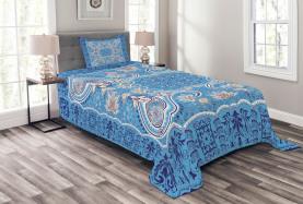 Classic Ancient Floral Bedspread