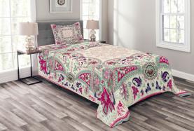 Ornamental Square Bedspread
