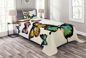 Monarch Shades Ombre Bedspread
