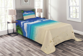 Tropic Vacation Scenic Tagesdecke Set