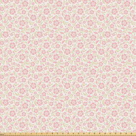 Old Fashioned Floral Fabric by the Yard