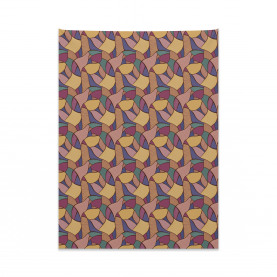 Funky African Boho Tapestry